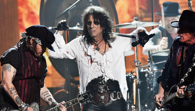 Hollywood Vampires 2018 U.S. Tour Dates