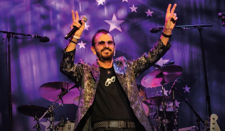Ringo Starr Upcoming Tour Dates 2019