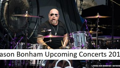 Jason Bonham Upcoming Concerts 2019