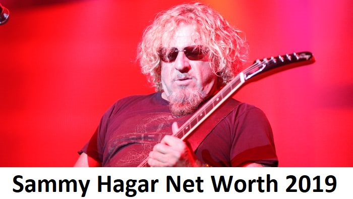 Sammy Hagar Net Worth 2019