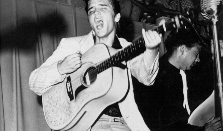 Elvis Presley Tour Dates January 1955