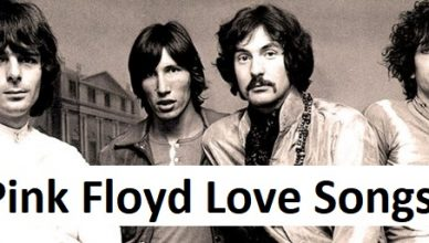 Pink Floyd Love Songs