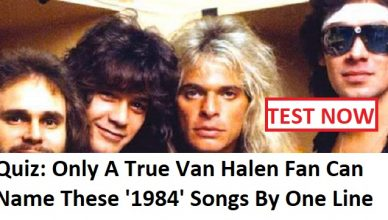 Van Halen Classic Rock World