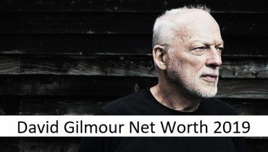 David Gilmour Net Worth 2019