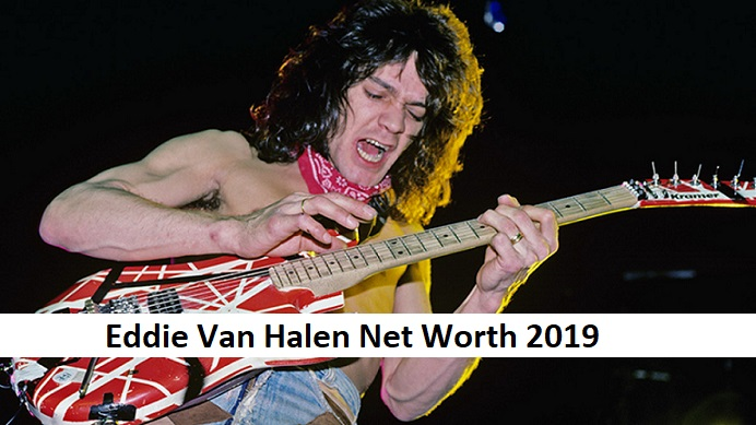 Eddie Van Halen Net Worth