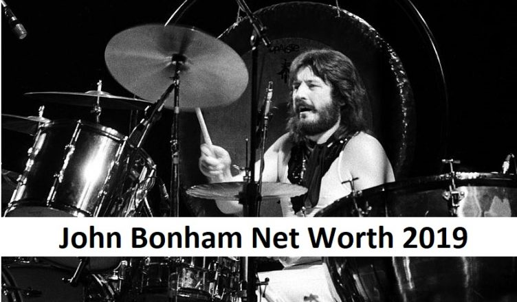 John Bonham Net Worth 2019