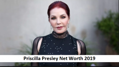 Priscilla Presley Net Worth 2019