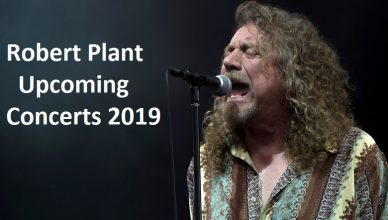 Robert Plant Upcoming Concerts 2019