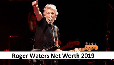 Roger Waters Net Worth 2019