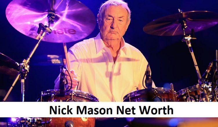 Nick Mason Net Worth