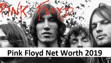Pink Floyd Net Worth 2019