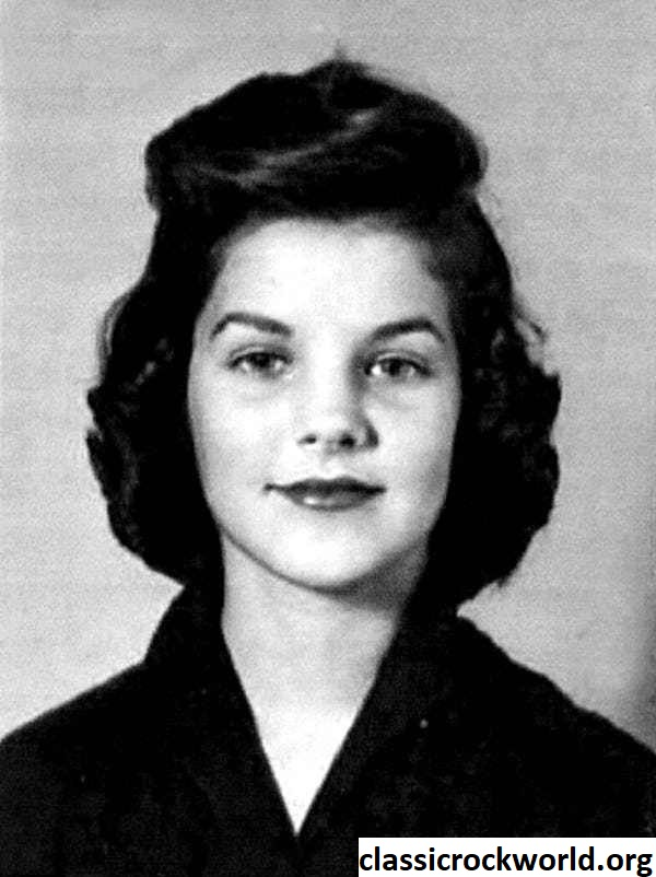 Priscilla Presley Young