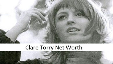 Clare Torry Net Worth