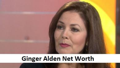 Ginger Alden Net Worth