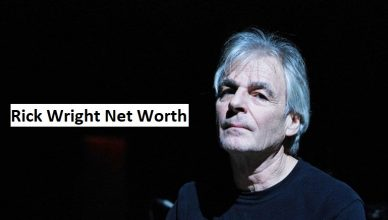 Rick Wright Net Worth