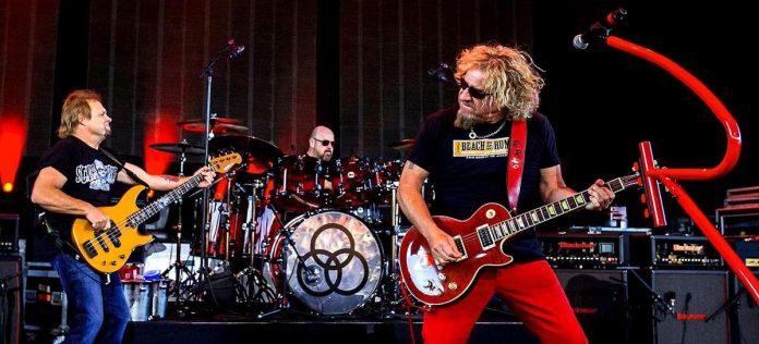 Sammy Hagar & The Circle Tour Dates
