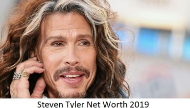 Steven Tyler Net Worth 2019