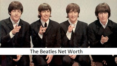 The Beatles Net Worth