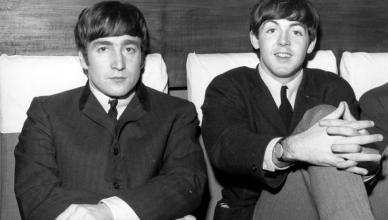 A Secret Letter From The Beatles's Paul McCartney to John Lennon