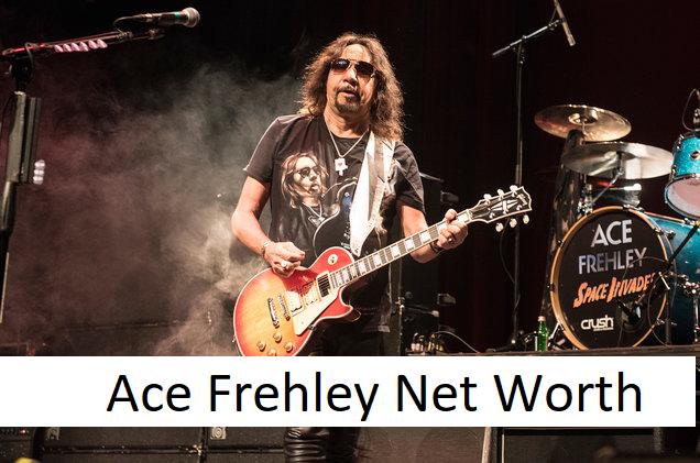 Ace Frehley Net Worth