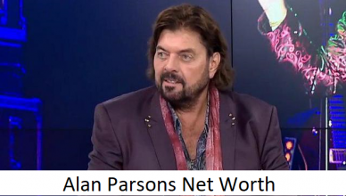 Alan Parsons Net Worth