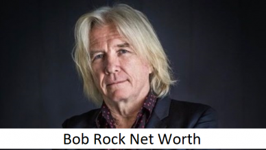 Bob Rock Net Worth