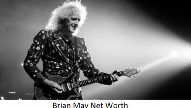 Brian May Net Worth