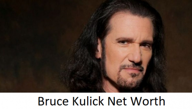 Bruce Kulick Net Worth