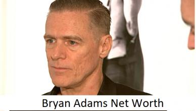 Bryan Adams Net Worth
