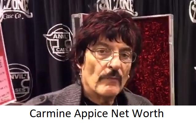 Carmine Appice Net Worth