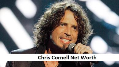 Chris Cornell Net Worth
