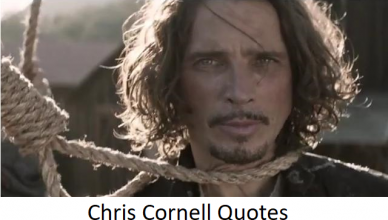 Chris Cornell Quotes