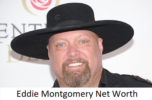 Eddie Montgomery Net Worth