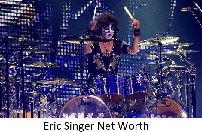 Eric Singer Net Worth