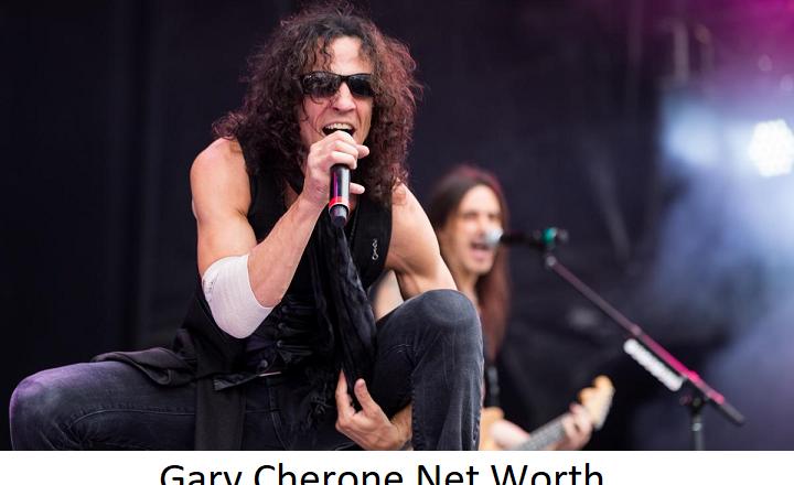 Gary Cherone Net Worth - Classic Rock Music News