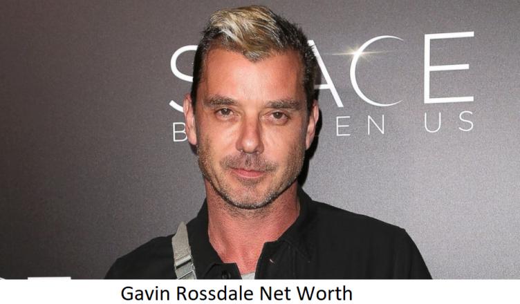 Gavin Rossdale Net Worth