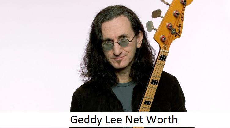 Geddy Lee Net Worth