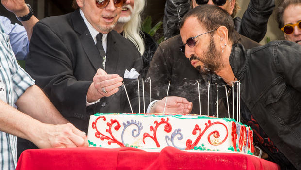 Happy Birthday Ringo Starr