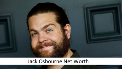 Jack Osbourne Net Worth