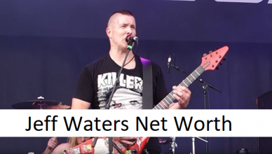 Jeff Waters Net Worth