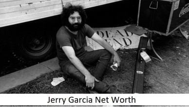 Jerry Garcia Net Worth