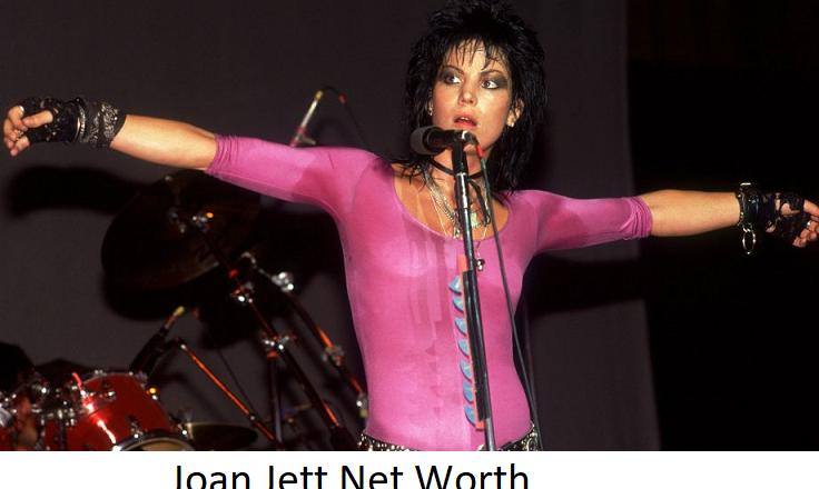 Joan Jett Net Worth