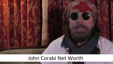 John Corabi Net Worth
