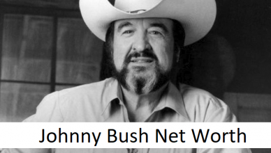 Johnny Bush Net Worth