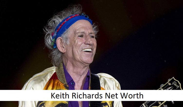 Keith Richards Net Worth