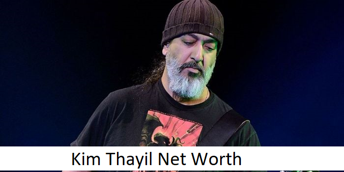 Kim Thayil Net Worth