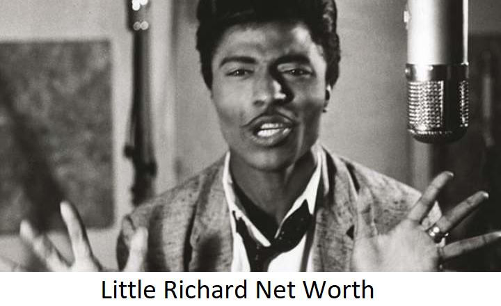 Little Richard Net Worth