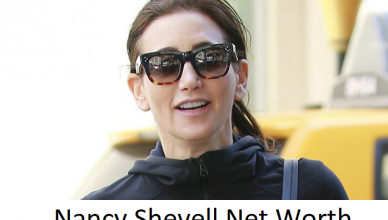 Nancy Shevell Net Worth