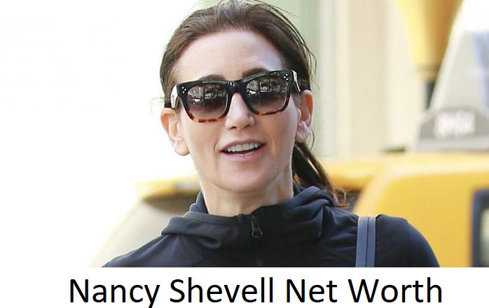Nancy Shevell Net Worth