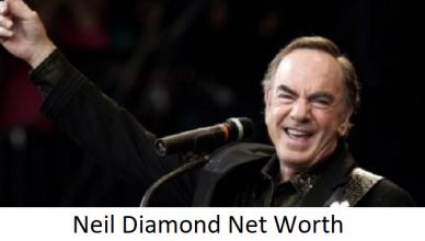 Neil Diamond Net Worth
